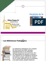 Presentacion Biblioteca Noviembre 2011