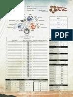 L5R 4E Character Sheet