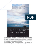 Doctorow, EL — Der Marsch