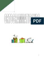 Ortogrammaticando