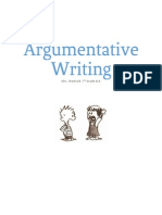 Argumentative Writing Assignment