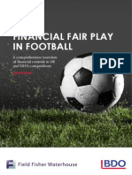 Financial Fair Play in Football (2014)