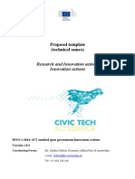 FORMAT B FINAL Civic Tech Accelerator