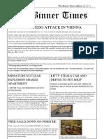 The Binner Times Edition 1