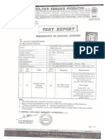684 32mm Test Report