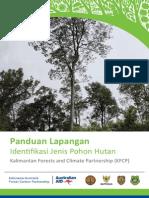 Panduan Lapangan Identifikasi Jenis Pohon Hutan