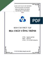 Bao Cao Dia Chat Cong Trinh