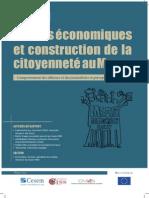 Médias Économiques Et Construction de La Citoyenneté Au Maroc