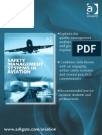 Safety Management Systems in Aviation 2009