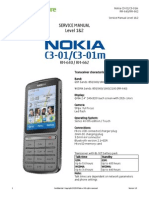 Nokia C3-0Nokia C3-01 Service Manual