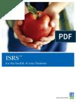 ISRS Brochure