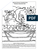 Coloring Page 2014