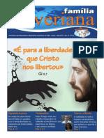 revista família xaveriana, março 2014, FX61