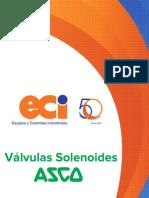 Válvulas Solenoides ASCO ECI