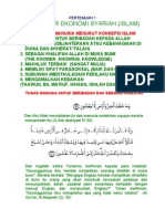 Ekonomi Syariah 1-7