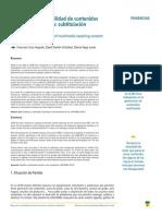 Mejora en La Accesibilidad de Contenidos Docentes Multimedia