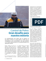 Entrevista Ingenieros Del Cobre Dust a Side