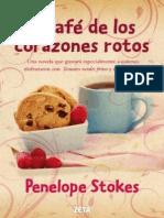 Cafe de Los Corazones Rotos - Penelope Stokes 409004