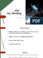 Gas Metal Arc Welding