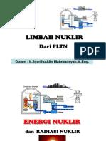 Limbah Dan Radiasi Nuklir 1