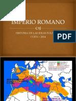 Imperio Romano Curn - 2014
