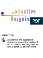 HRS- Collective Bargaining