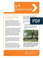 P and D Fund Factsheet Aug 2013