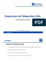 Esquemas de Teleprotección