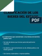 Eq 9 Clasificacic3b3n de Los Bienes Del Estado