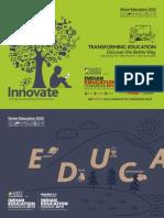 Education Brochure 2014.