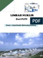 Limbah Dan Radiasi Nuklir 3