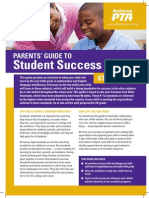 parents guide to student success - 6th grade