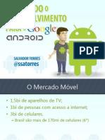 Iniciandoo Desenvolvimento Google Android