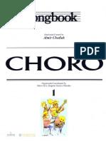 Songbook Choro Chediak Vol 1