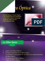 La Fibra Óptica [Exposición]