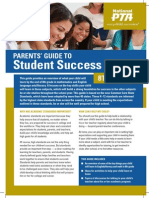 parents guide to student success - 8th grade