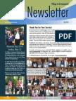 Streamwood Village Newsletter, May 2014