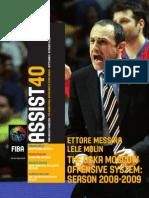 FIBA Basketball Book Vol 40