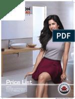 jbd new price catalogue