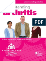 Understanding Arthritis Booklet 2011