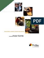 Sample Psymax Career Transition Report