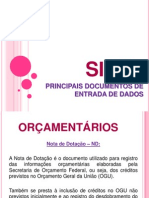 Siafi Documentos
