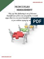 45883443 Principles of Mangement MG2351 Opt