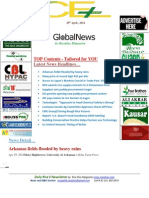 29th April,2014 Daily Global Rice E-Newsletter by Riceplus Magazine