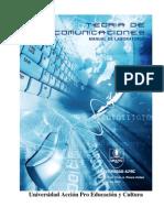 Manual de Laboratorio de Teoria de Comunicaciones