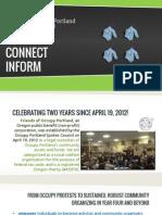 Friends of Occupy Portland 2014 Annual Report