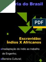 BRASIL Escravidao