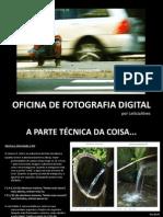 Oficina de Fotografia Digital