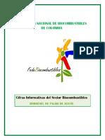 Cifras Informativas Del Sector Biocombustibles - BIODIESEL(55)