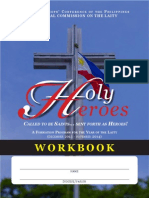 Holy Heroes Facilitators manual
